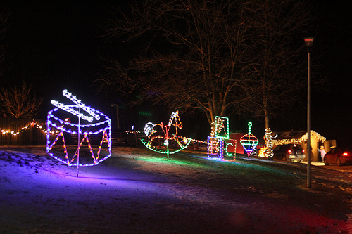 Pittsburgh Light Displays