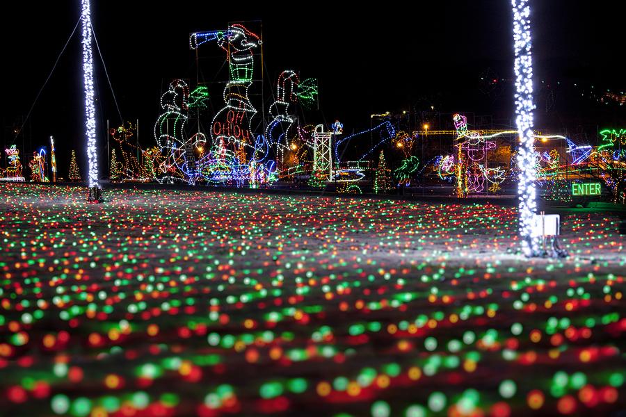 Pittsburgh Light Displays