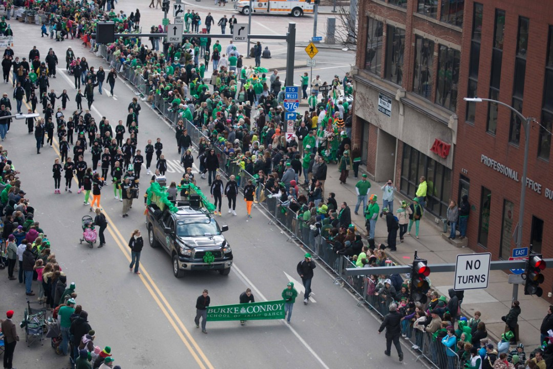 Pittsburgh St. Patrick's Day Parade
