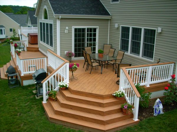 outdoor patio deck Archadeck Custom decks and patio rooms in Pittsburgh