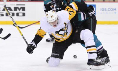 Pittsburgh Penguins Evgeni Malkin