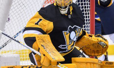 Casey DeSmith Pittsburgh Penguins