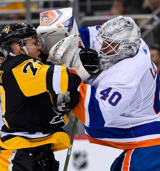 NHL playoffs Patric Hornqvist Pittsburgh Penguins