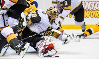 NHL trade rumor: Marc-Andre Fleury beats Pittsburgh Penguins