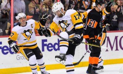 Pittsburgh Penguins Bryan Rust Sidney Crosby
