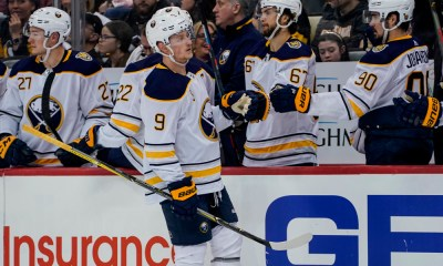NHL trade rumors Jack Eichel