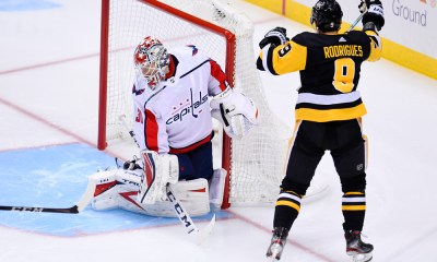 Pittsburgh Penguins game, Washington Capitals