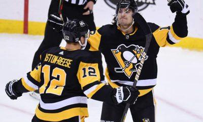 Pittsburgh Penguins Brandon Tanev, Zach Aston-Reese
