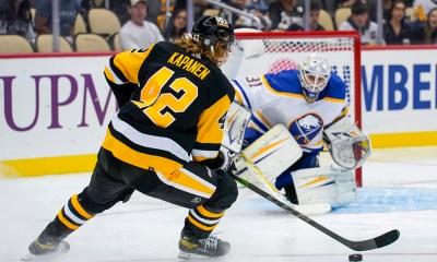 Pittsburgh Penguins, Kasperi Kapanen