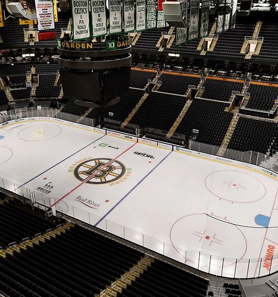 Pittsburgh Penguins vs. Boston Bruins, TD Garden