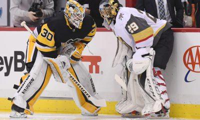 Penguins trade, Pittsburgh Penguins Matt Murray Marc-Andre Fleury