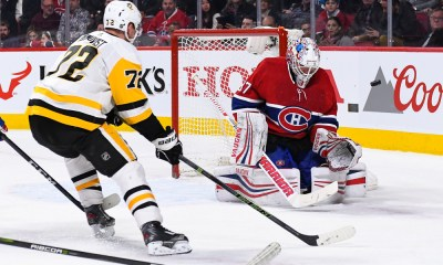 NHL Return Pittsburgh Penguins Patric Hornqvist Carey Price