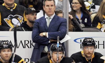 Pittsburgh Penguins head coach Mike Sullivan