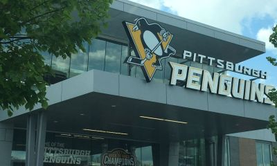 NHL Season, Pittsburgh Penguins Practice Facility UPMC Lemieux Complex