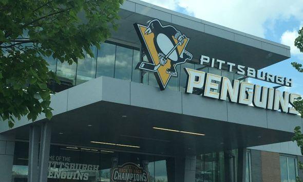 NHL Return Pittsburgh Penguins Practice Facility UPMC Lemieux Complex