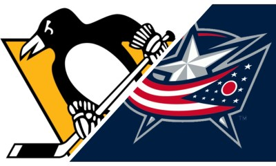 Pittsburgh Penguins game vs. Columbus Blue Jackets logo
