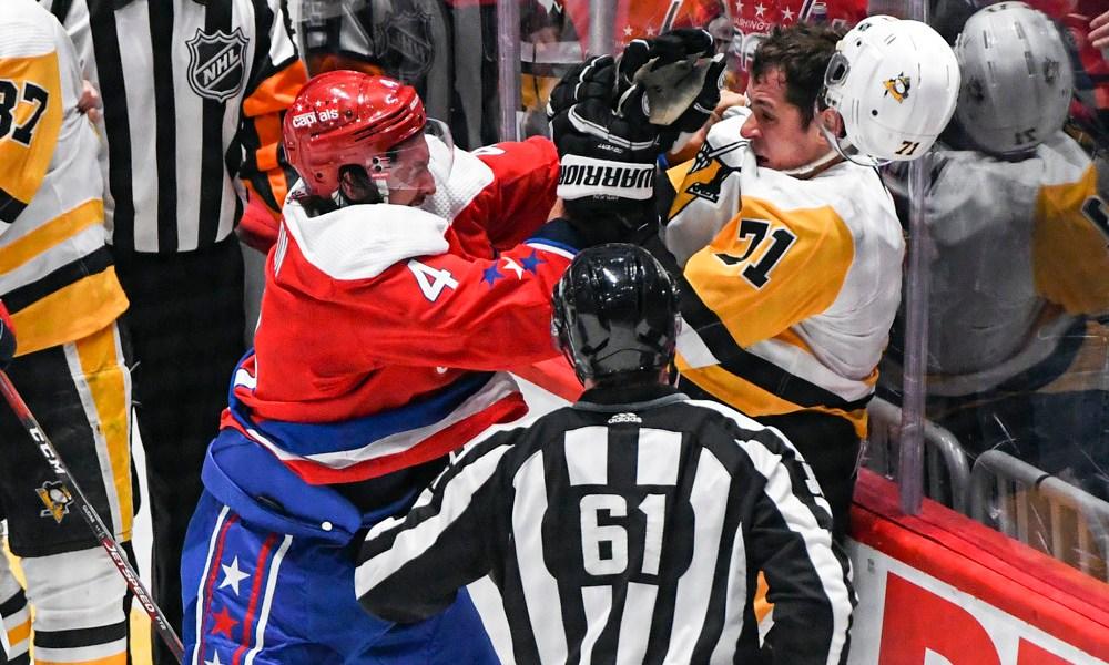 NHL return Pittsburgh Penguins Washington Capitals