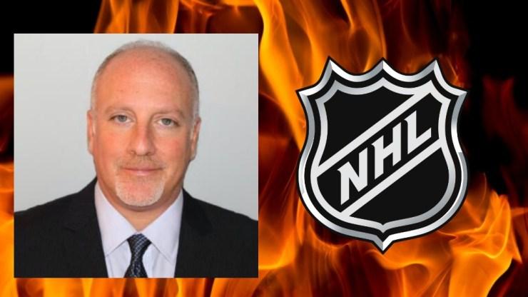 NHL return, Allan Walsh