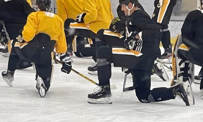 Pittsburgh Penguins Brian Boyle