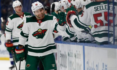 Penguins trade for Jason Zucker