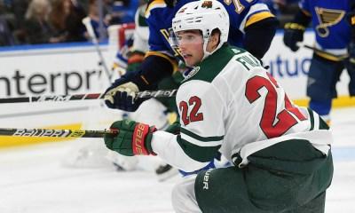 Penguins trade talk: Minnesota Wild Kevin Fiala
