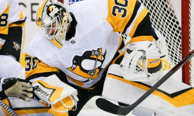 Penguins Trade, Matt Murray Pittsburgh Penguins