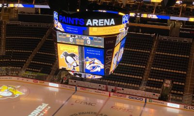 Pittsburgh Penguin Game vs. Nashville Predators