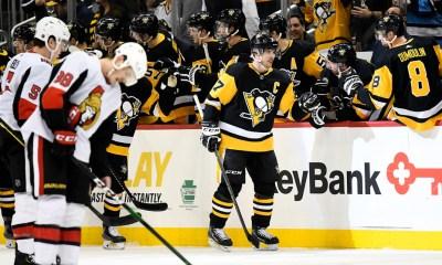 NHL sports betting, Pittsburgh Penguins Sidney Crosby