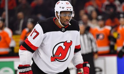 Wayne Simmonds Pittsburgh Penguins trade talk
