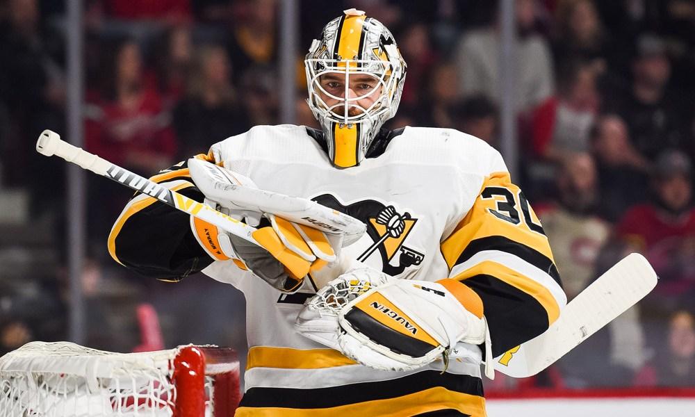 Pittsburgh Penguins trade rumors Pittsburgh Penguins Matt Murray