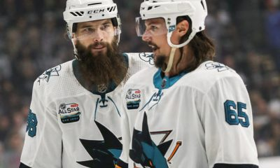 NHL trade rumors, Erik Karlsson, Brent Burns