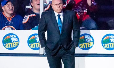 Pittsburgh Penguins, New York Islanders Barry Trotz