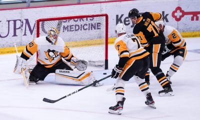 Pittsburgh Penguins Evgeni Malkin Matt Murray: Photo Courtesy of Pittsburgh Penguins