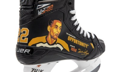 Pittsburgh Penguins, Willie O'Ree