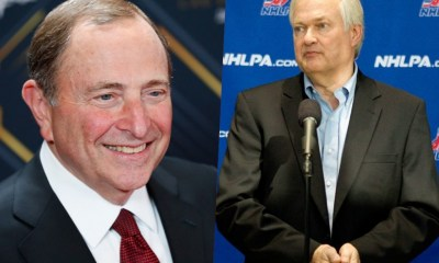 Gary Bettman, Donald Fehr, NHL return, NHL Trade block