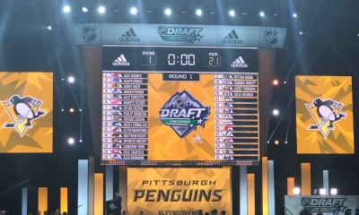 2019 NHL Draft Pittsburgh Penguins