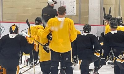 Pittsburgh Penguins training camp