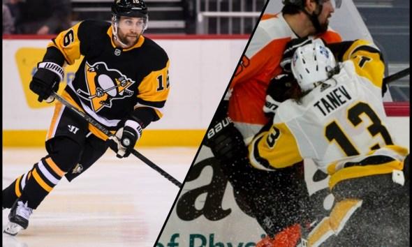 Pittsburgh Penguins, Jason Zucker, Brandon Tanev, Pittsburgh Penguins, Expansion Draft