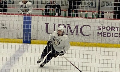 Pittsburgh Penguins Kris Letang: Photo by Pittsburgh Hockey Now, All Rights Reserved