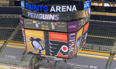 Pittsburgh Penguins lines, Philadelphia Flyers