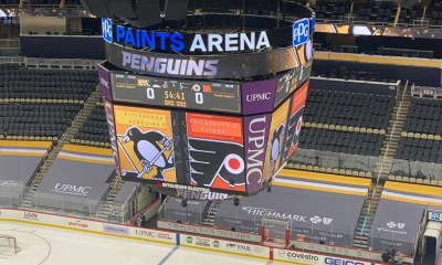 Pittsburgh Penguins Philadelphia Flyers