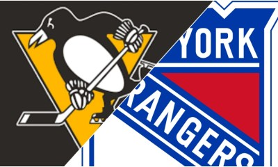 Pittsburgh Penguins lines, New York Rangers