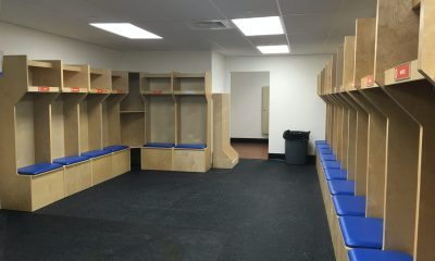 NHL racism locker room