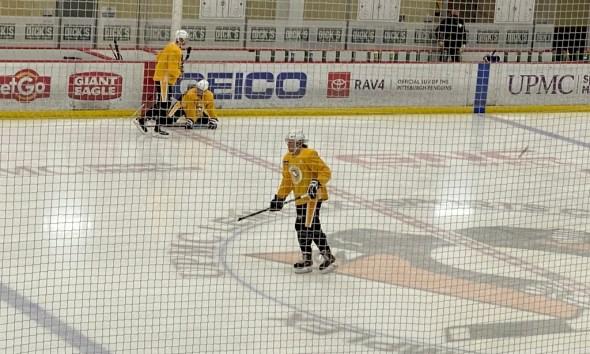 Pittsburgh Penguins Juuso Riikola