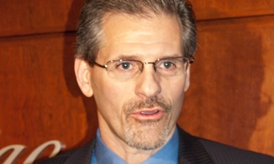 Pittsburgh Penguins GM, Ron Hextall
