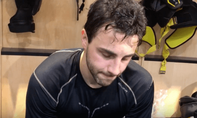 Pittsburgh Penguins Derick Brassard
