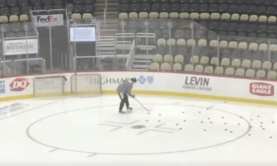 Pittsburgh Penguins Patric Hornqvist