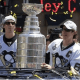 Sidney Crosby Marc-Andre Fleury 2009 Pittsburgh Penguins