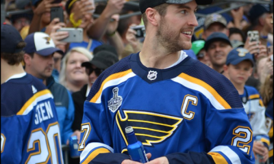 Penguins trade, St. Louis Blues Alex Pietrangelo
