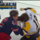 Pittsburgh Penguins Sam Lafferty fight